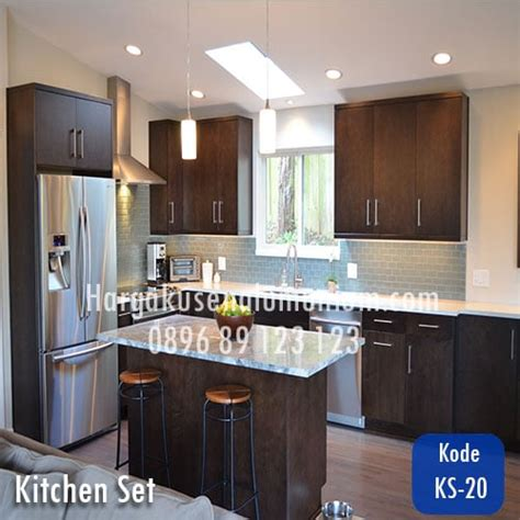 harga model kitchen set murah  harga pasang kusen