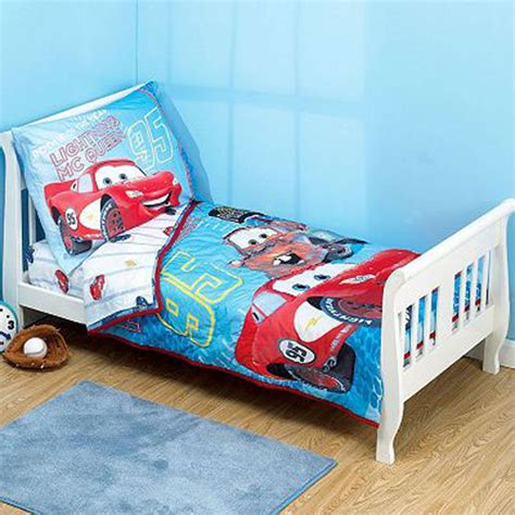 disney cars toddler bed set disney cars tikes lightning mcqueen toddler race little
