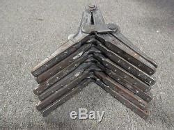 lot   hartford mitre clamps lightly  tools
