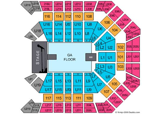 Grand Arena Floor Plan by 311 Mgm Grand Garden Arena Tickets 311 March 10 Tickets