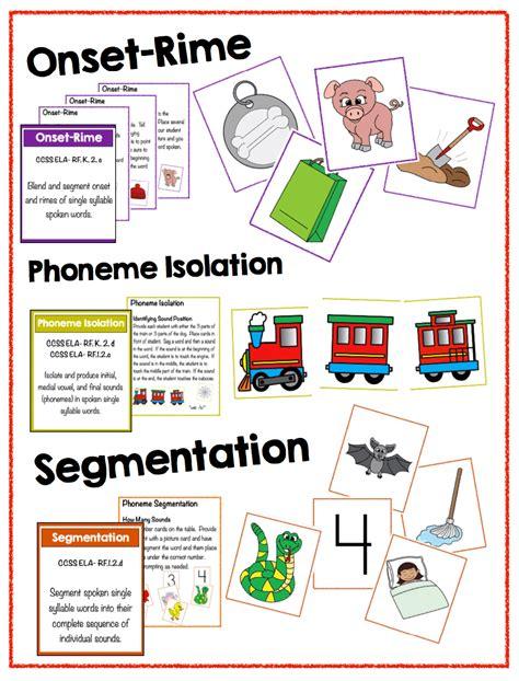 big box  phonemic awareness activities   teach