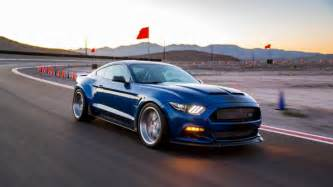 Future Fords Shelby Produced New Ford Mustang Concept