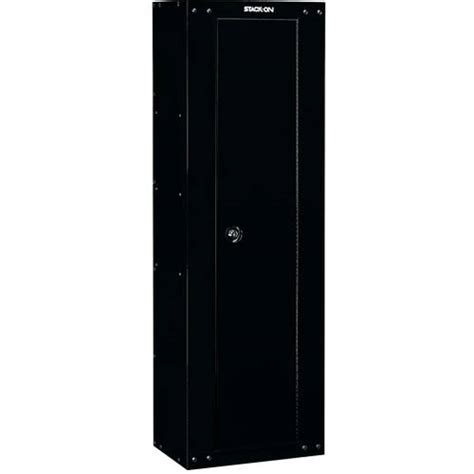 stack on 8 gun cabinet 8 gun cabinet ammo metal storage rifle safe rack wall