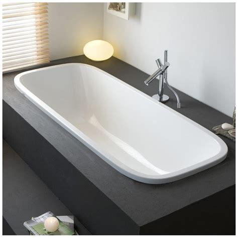 badewannen versand hoesch singlebath uno oval einbaubadewanne 3687 010 megabad