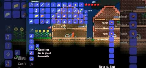 bed terraria how to use your crafting bench to make a bed in terraria