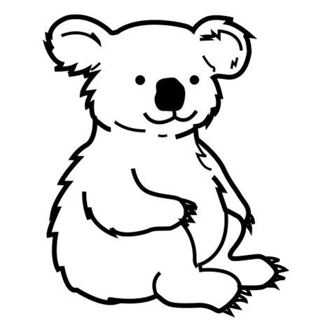 Dibujos Para Colorear Koala | imagenes de koala para colorear imagui