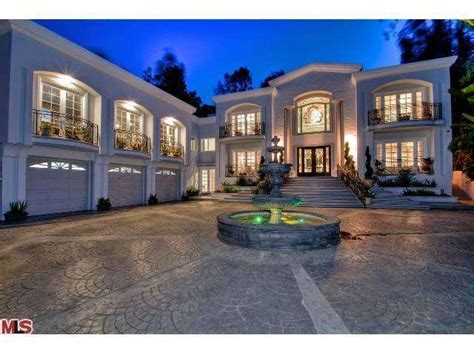 Interior Home Surveillance Cameras by Sean Diddy Combs Former Mansion Listed For 10 9m