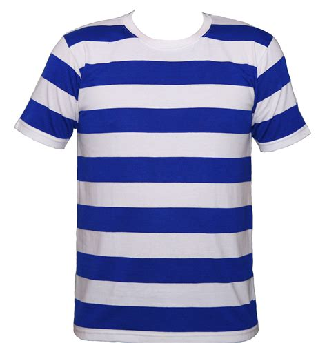 White And Blue Shirt blue and white striped mens shirt artee shirt