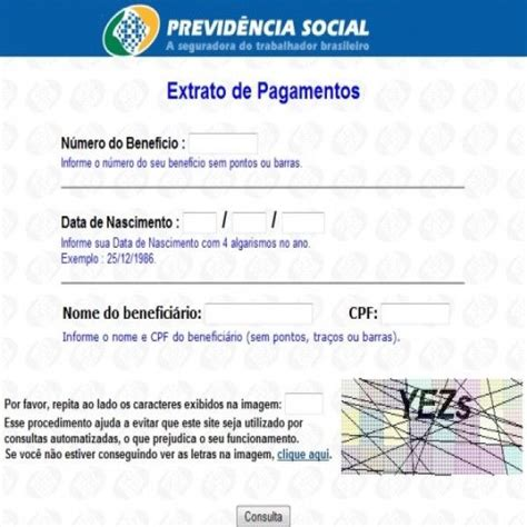 consulta extrato e benefcio e concursos do dataprev extrato de pagamento inss 042016 www previdenciasocial gov
