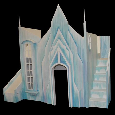 bunk bed castle frozen ice castle bunk bed castle beds beds kid s