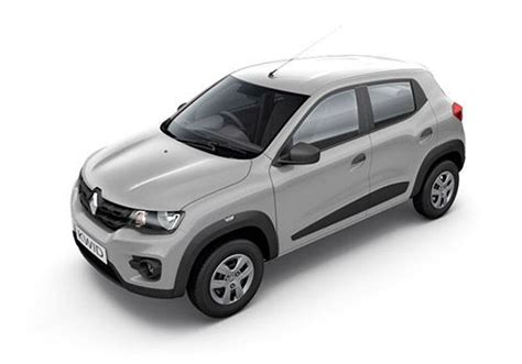 renault kwid silver renault kwid std price check offers mileage 25 17