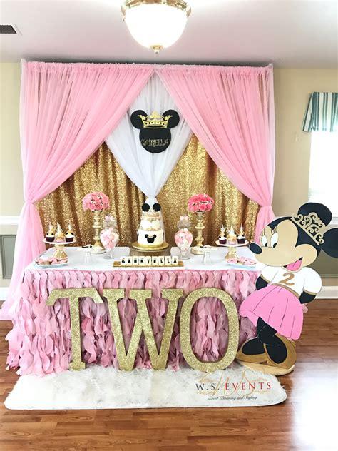 Ee  Minnie Mouse Birthday Party Ideas Ee   Soiree  Ee  Party Ee    Ee  Minnie Ee