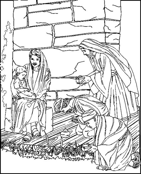 imagenes reyes magos para pintar dibujos para colorear reyes magos