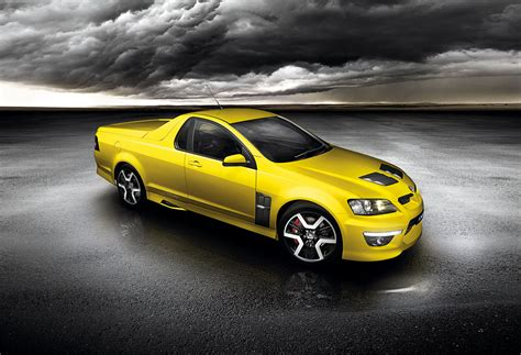 holden maloo hsv commodore range gets minor updates and 20th