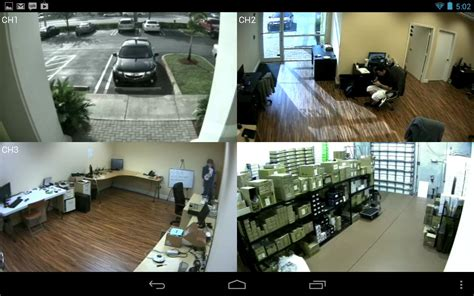viewtron cctv dvr viewer app aplicaciones android en
