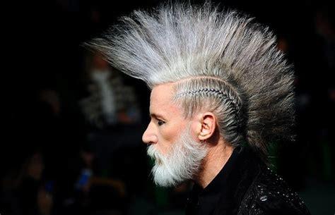head turning punk hairstyles add  sass
