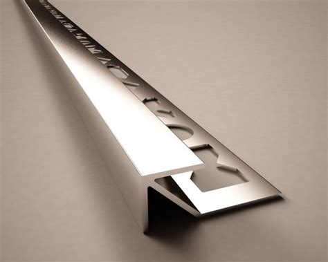 Aluminum Countertop Edging by Metal Edging Tile Edge Trim