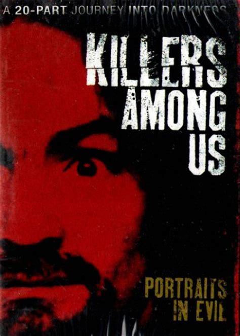 serial killer us box killers among us portraits in evil 4 disc box set 20
