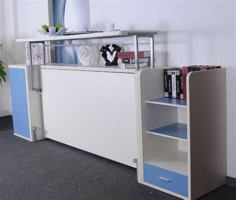 single murphy bed with desk single bed desk
