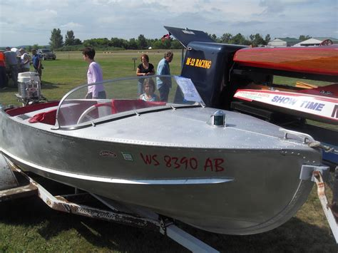 aluminum boats made in arkansas polished aluminum boat google search vintage boats