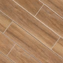 Porcelain Plank Tile Flooring Cherry Wood Plank Porcelain Modern Wall And Floor Tile Other Metro By Tile Stones