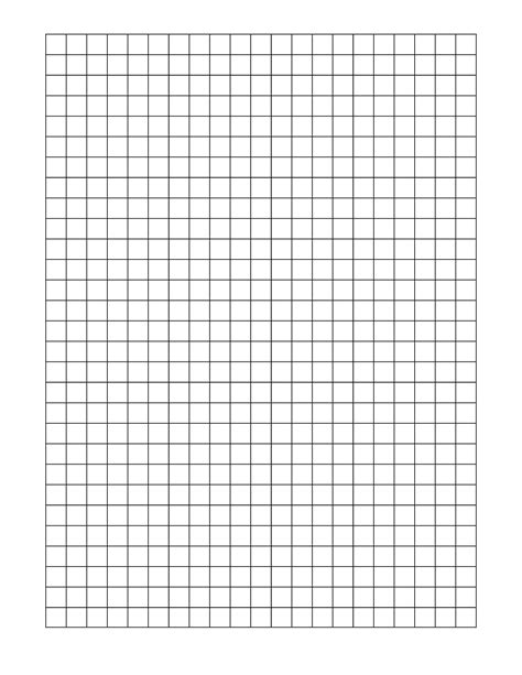 printable free graph paper best photos of full sheet graph paper print printable