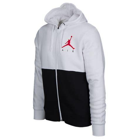 Hoodie Air White jumpman air graphic zip hoodie s basketball clothing white black
