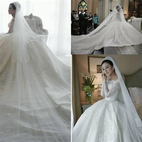 Plus Size Lace Wedding Dresses With Cathedral by Boutique Dresses Luxury Applique With Beaded Gown