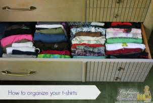 organizing drawers and many clothes