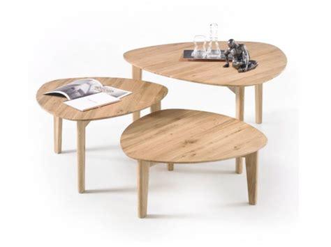 Tables Gigognes En Bois 4514 by Table Basse Gigogne Bois Massif D 233 Coration D Int 233 Rieur