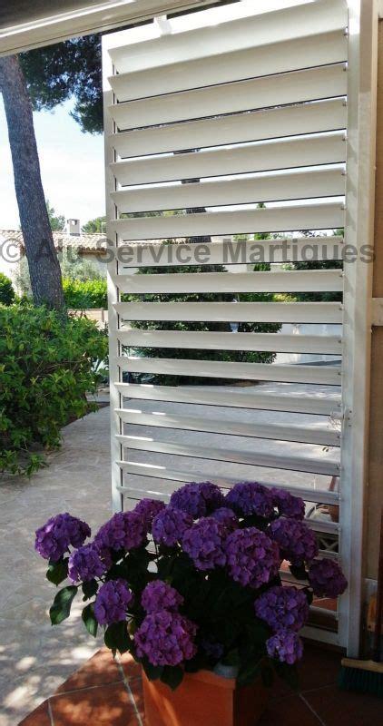 Brises Vues Pour Terrasse by Brise Vue Aluminium Pour Terrasse Et Balcon Fermeture De
