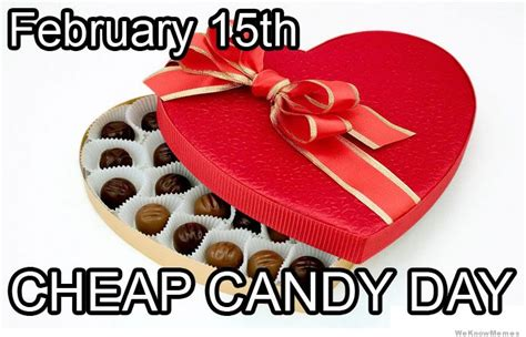 why the day after valentine s is the best day