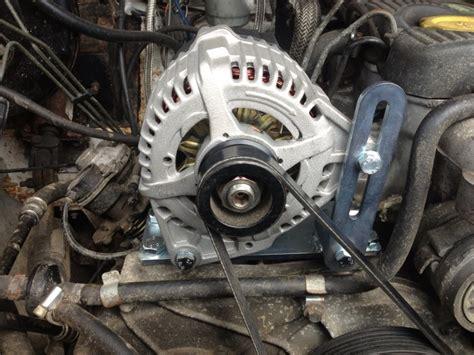 300tdi alternator mount www fourby co uk