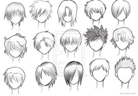 Hairstyle Book For Beginners by How To Draw Anime Tutorial With Beautiful Anime Character