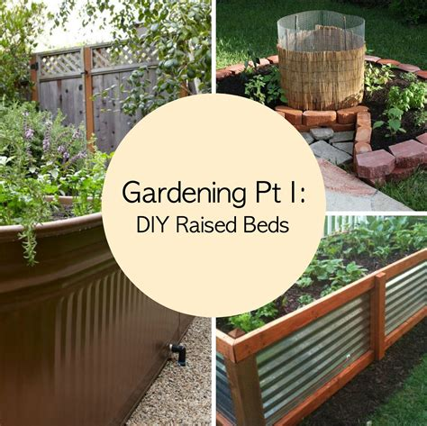 raised bed gardening a diy guide to raised bed gardening books gardening tips pt i diy raised beds