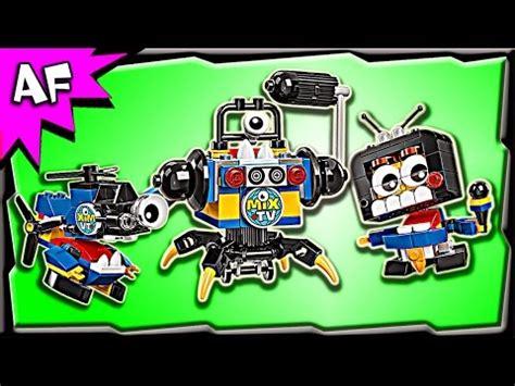 Lego 41569 41570 41571 Mixels Series 8 Medix Tribe lego mixels max series 8 mcfd pyrratz medix stop motion build review agaclip make your