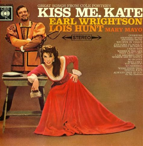 Me Kate by Cole Porter Me Kate Recordings