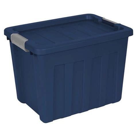 Target Plastic Storage Tubs sterilite ultra plastic storage tub set of 6 18 target