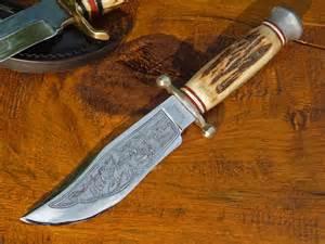 couteau sabatier hubertus ranger sabatier vintage knives classic