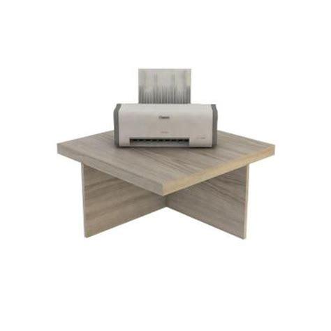 Home Depot Pro Desk by Manhattan Comfort Hamilton Corner Connector Desk In Nature