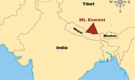 mt everest map mount everest world map onlineshoesnike