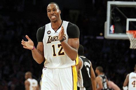 Really The Lakers by Jim Buss Says Dwight Howard Was Never Really A Laker La