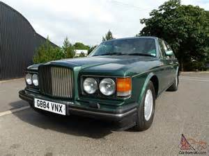Bentley Mulsanne S 1989 Bentley Mulsanne S
