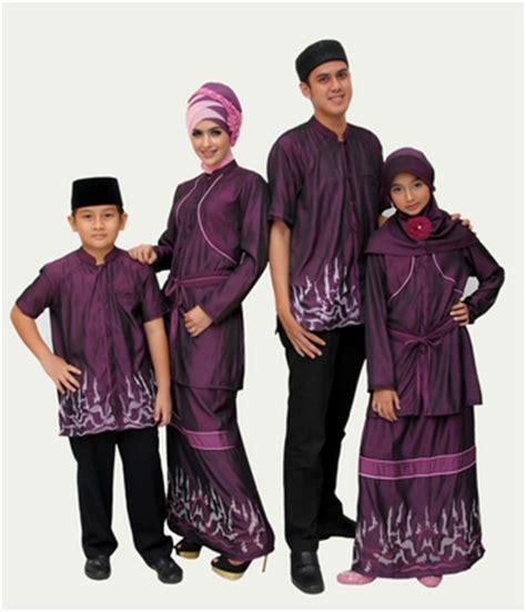Baju Muslim Keluarga Buat Lebaran Model Baju Terbaru Untuk Hari Raya Lebaran 2017