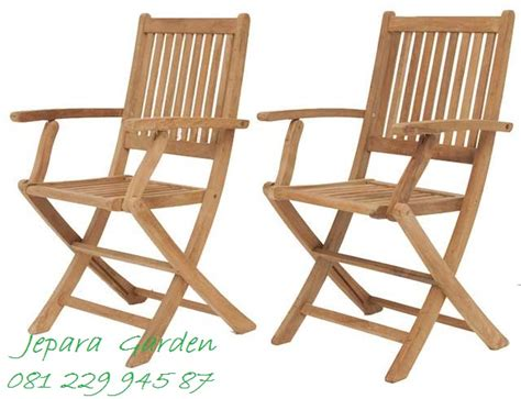Kursi Lipat Biasa kursi lipat sandaran tangan jeparagarden