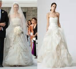 chelsea clinton wedding dress chelsea clinton preowned wedding dresses