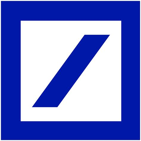 german bank deutsche bank logos