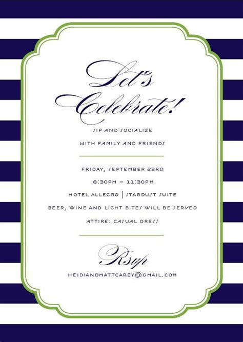 party invitation    party wedding