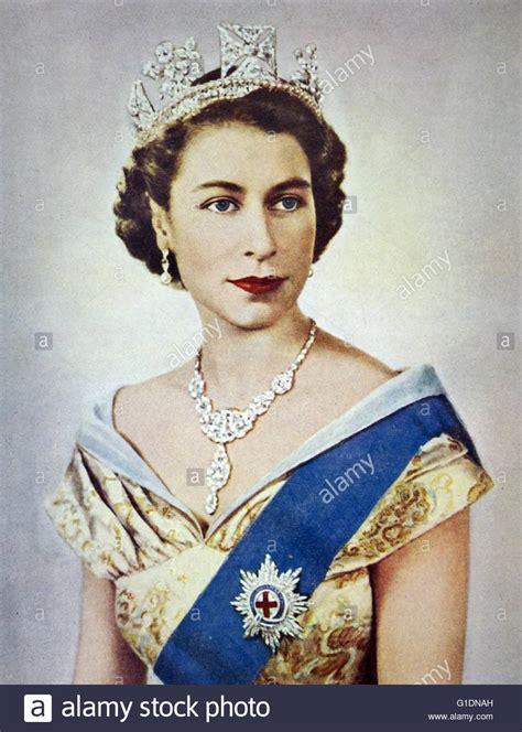 elizabeth ii portrait of her majesty queen elizabeth ii 1926 queen