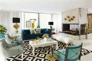 Jonathan Adler Curtains Designs Living Rooms By Jonathan Adler That Bring Color To Winter